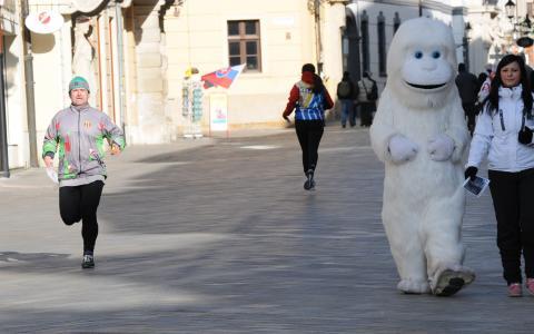 Orientační bežci súťažili v srdci Bratislavy