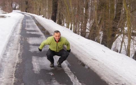 Behanie na snehu a v zime  - prevencia zranení