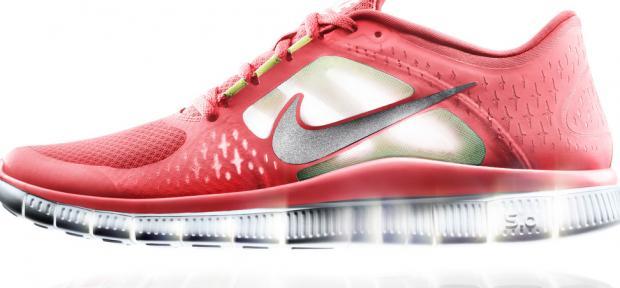 Bežecké topánky inšpirované pohybom