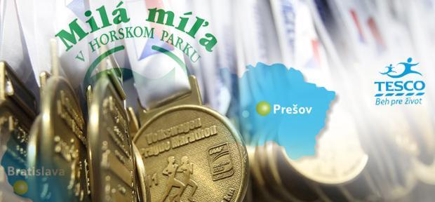 Kam za behom? Pre život v Prešove, maratón v stovežatej