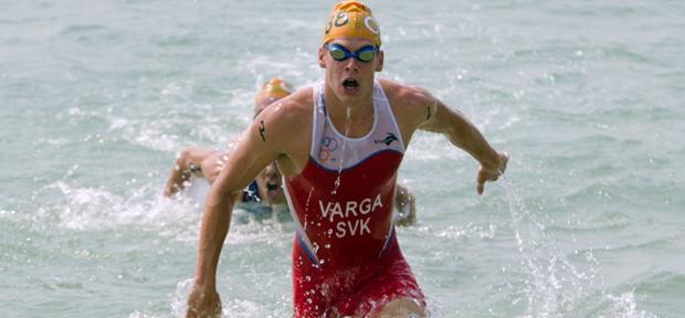 TRIATLON: Varga má stále reálnu šancu na účasť v Londýne