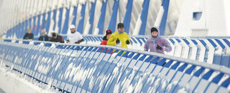Bohatá snehová perina poriadne sťažila finále 2. ročníka Wintertour