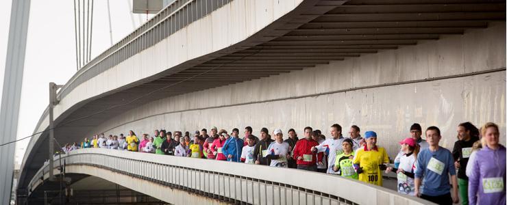 Obrazom: ČSOB maratón - Hobby beh + desiatka