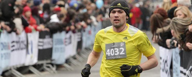 Dobrý vytrvalec musí byť tvrdohlavý, vraví maratónec, ktorý sa nevzdal