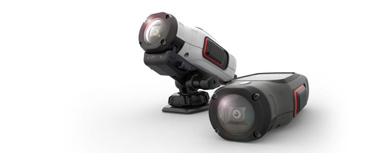 Garmin predstavil novinku. Outdoorovú kameru Virb