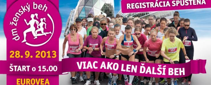 Ženský bežecký boom dorazil aj k nám. DM beh v Bratislave atakuje tisícku!