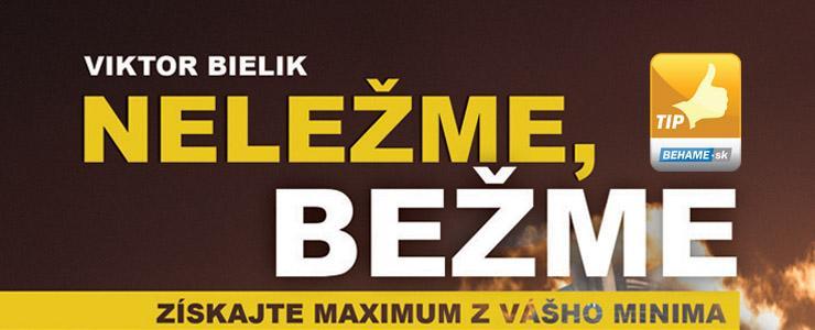 Čítajte a formujte novú knihu Viktora Bielika. Exkluzívne na behame.sk