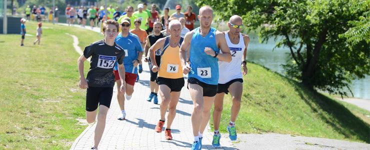 Beh sebaprekonávania : Bežci prekonávali seba aj rekordy