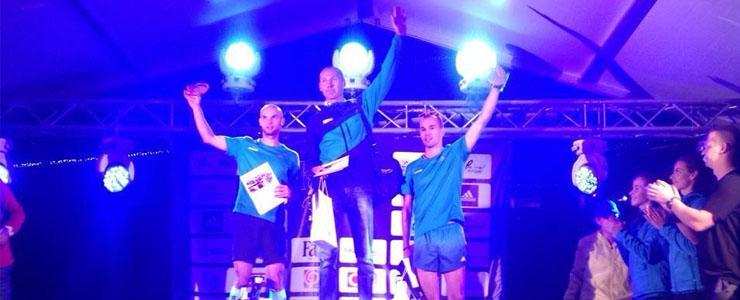 Night Run na Donovaloch vyhrali Csiba a Mozolaniova