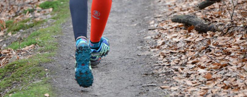 Slovak Winter MTB & Running Trophy - 29 km beh: Obrazom