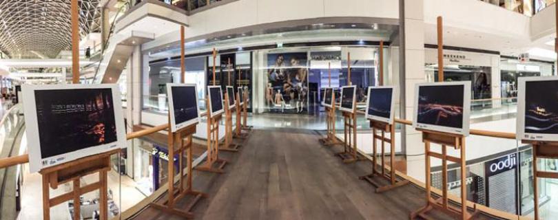 Príďte do nákupného centra Eurovea a nabite sa energiou zbežeckých fotiek!