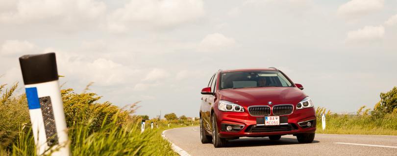 BMW 2 Active Tourer: Minivan s génmi športovca