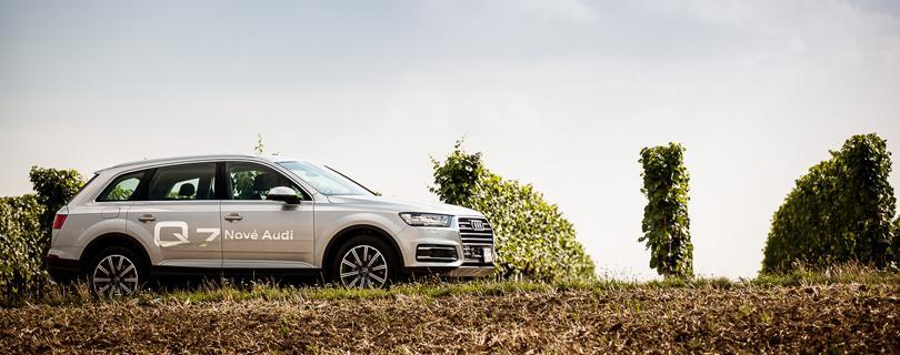 Audi Q7: Expert na dlhé trate