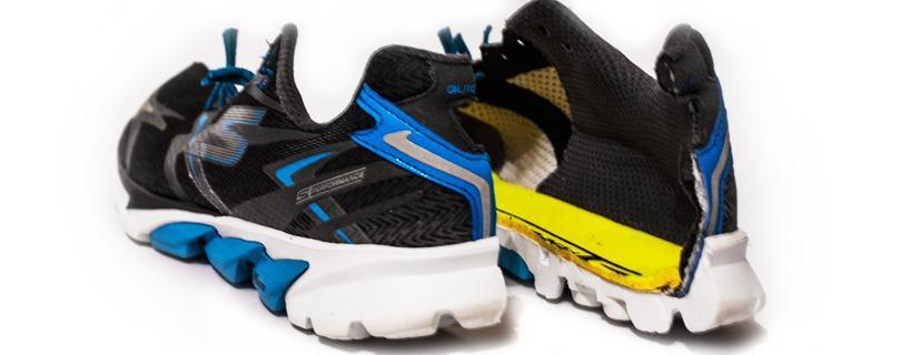 TEST: Bežecká obuv od Skechers. Ľahká ako pierko, ale málo vydrží