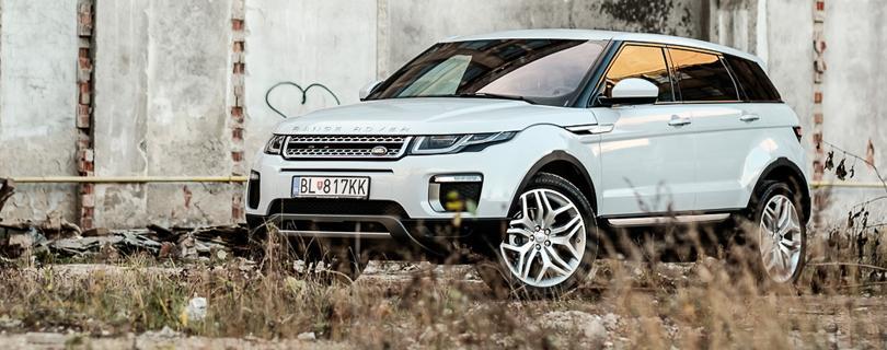 Range Rover Evoque: Viac svalov za menej paliva