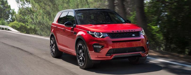 Nový Land Rover Discovery Sport: Viac emócií, vyššia hospodárnosť