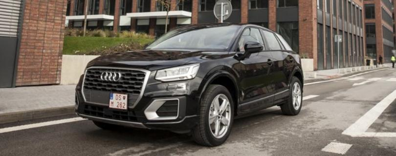 Audi Q2: Malé, ale dospelé