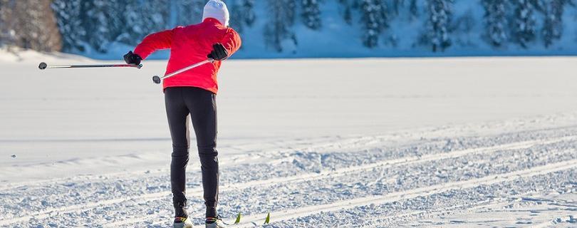 Ako schudnúť cez zimu? Na bežkách!