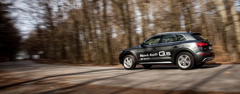 Audi Q5: Atlét aj turista v jednom