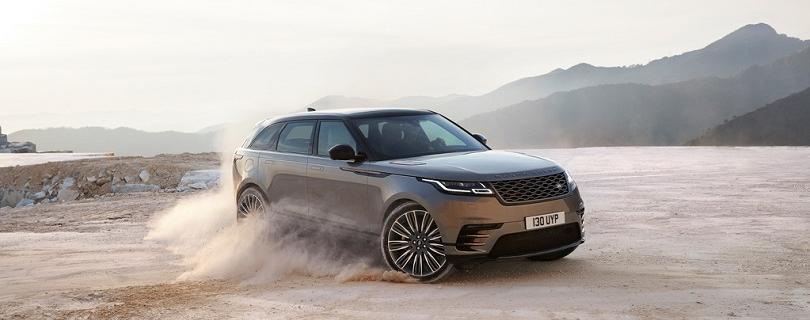 "Range Rover Velar: Jednoducho ""wau""!"