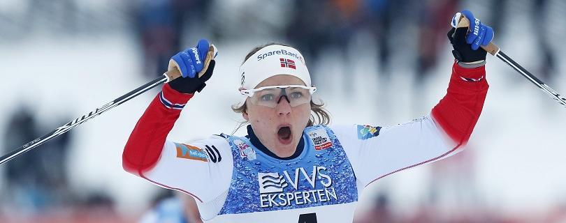 Šprinty v Lillehammeri pre domácich Klaeba a Fallovú
