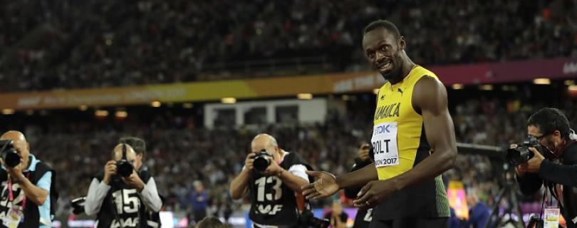 Usain Bolt chce trénovať s Borussiou Dortmund, túži zahrať si za Manchester United