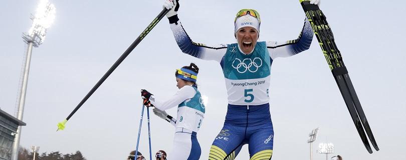 ZOH: Skiatlon žien pre Švédku Charlotte Kallovú