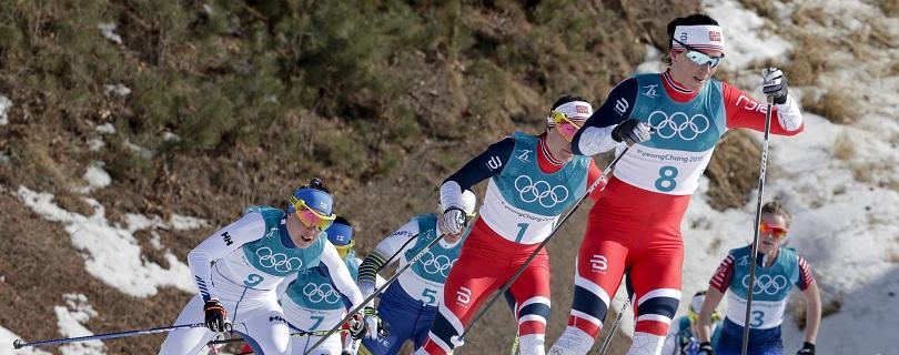 Nórska legenda ovládla preteky na 30 km s hromadným štartom