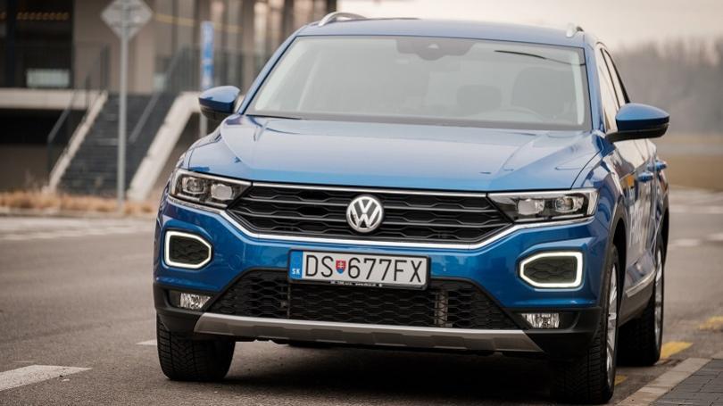 Volkswagen T-Roc: Golf v drese športovca