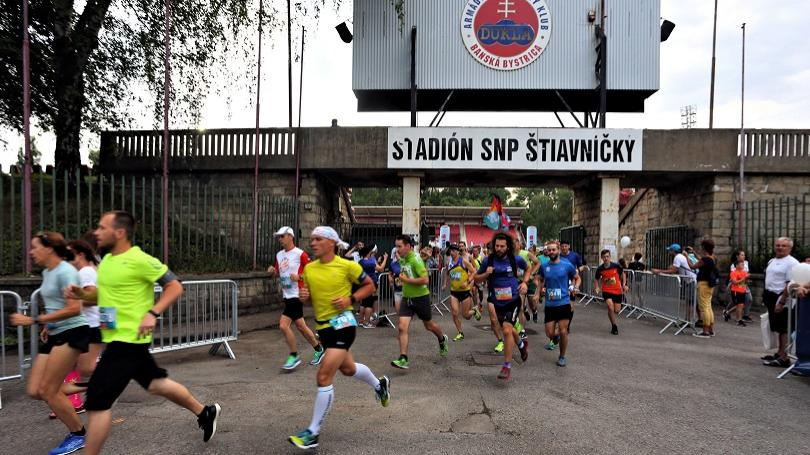 Ilavský a Vrajičová víťazmi Banskobystrického maratónu