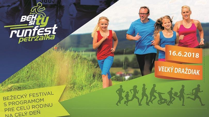 Na Veľkom Draždiaku bude bežecký festival