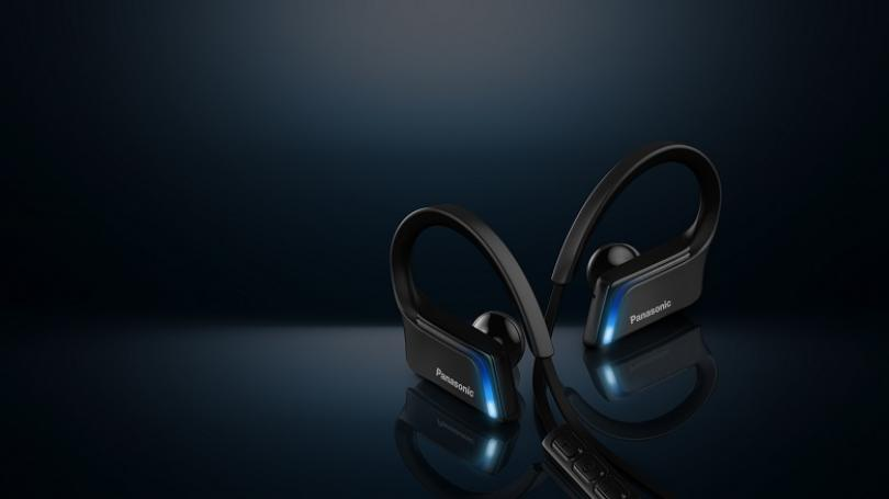 VIDEO: Panasonic predstavil bezdrôtové bežecké slúchadlá BTS55