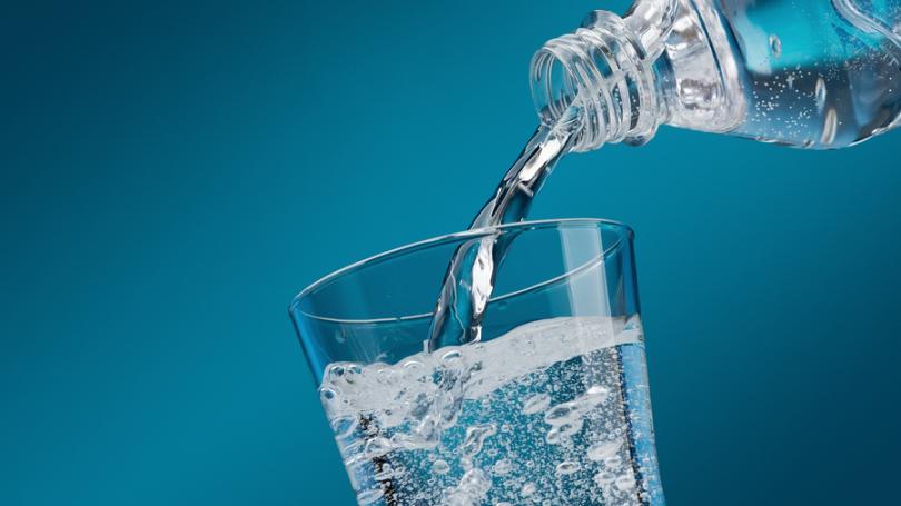 Udržujte tekutiny v rovnováhe