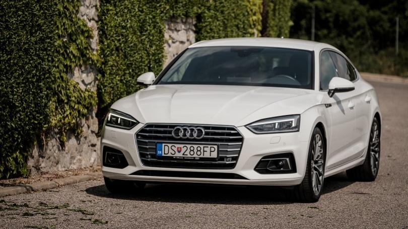 Audi A5 Sportback: Atlét bez kompromisov