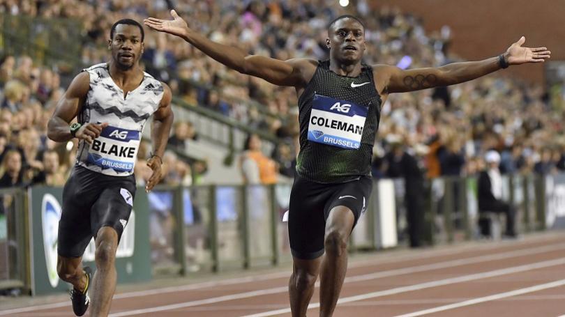 VIDEO: Colemanov výkon roka 9,79 na stovke, Barega zlepšil juniorský svetový rekord na 5000 m