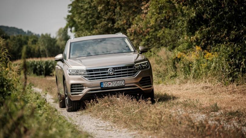 VW Touareg: Legenda prichádza v treťom vydaní