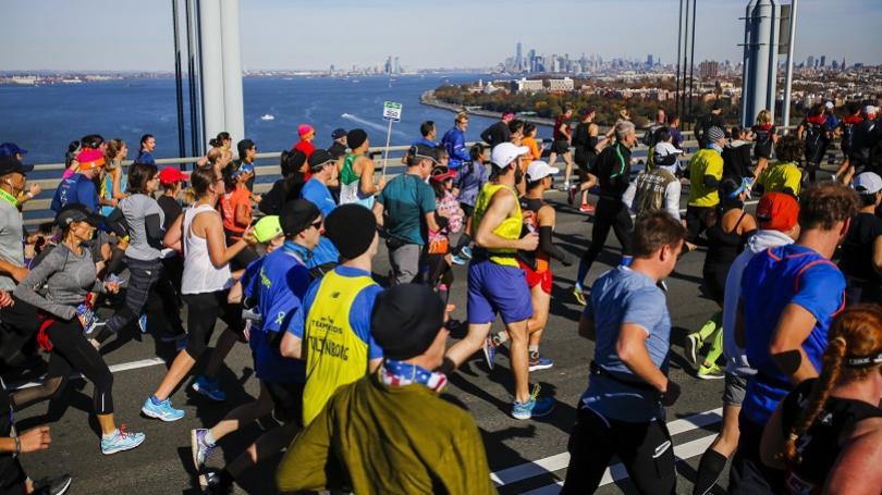 Newyorský maratón dokončilo rekordných takmer 53-tisíc účastníkov, najlepším Slovákom Kolarčík