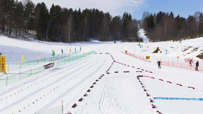d48680970cf00 Nedostatok snehu poznačil prípravu Kuzminovej vo švajčiarskom Lenzerheide