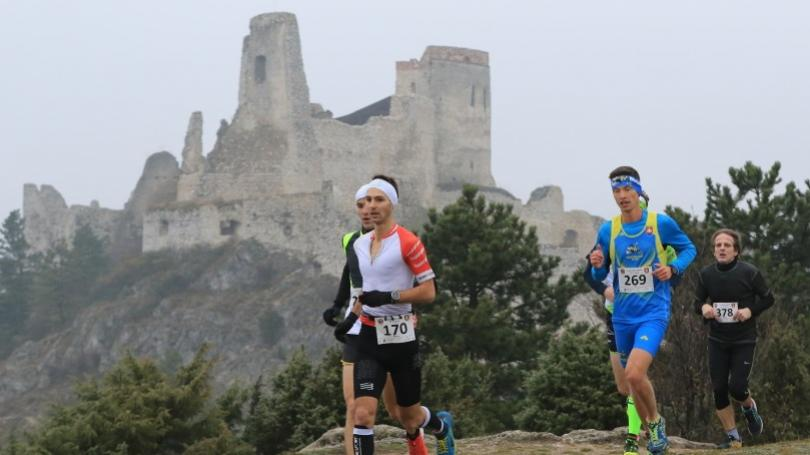 FOTO: Halász a Kušnierová najrýchlejší na 23 km na Bathory Crosse
