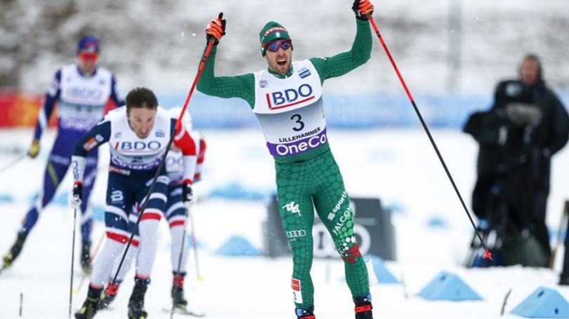 VIDEO: Šprint voľnou technikou v Lillehammeri pre Sundlingovú a Pellegrina