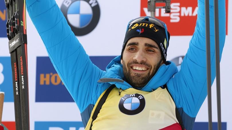 Martin Fourcade víťazom vytrvalostných pretekov v Pokljuke, Hasilla 47.