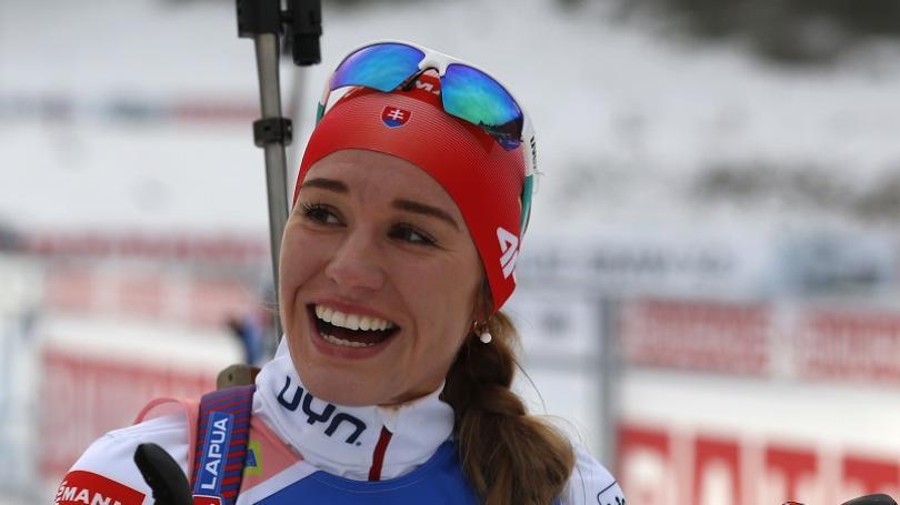 Paulína Fialková štvrtá na úvod sezóny vo vytrvalostných pretekoch v Pokljuke