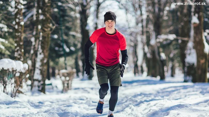 Zinok a zimné športovanie