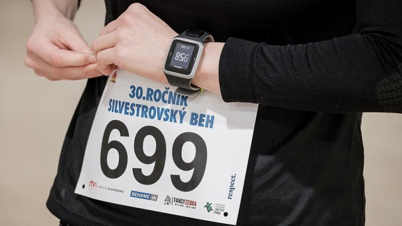FOTO: 30. Silvestrovský beh cez bratislavské mosty
