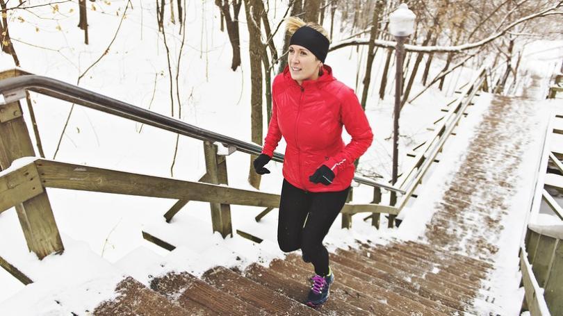 Behať v zime nemusí byť problém