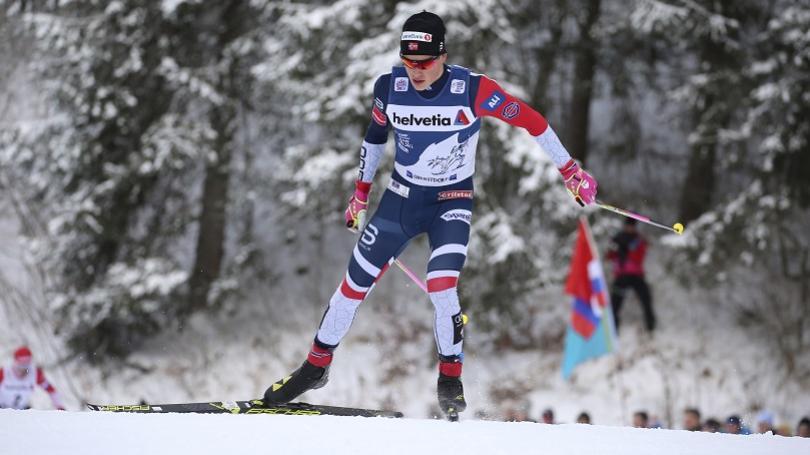 VIDEO: Nór Klaebo v záverečnej etape uhájil prvé miesto