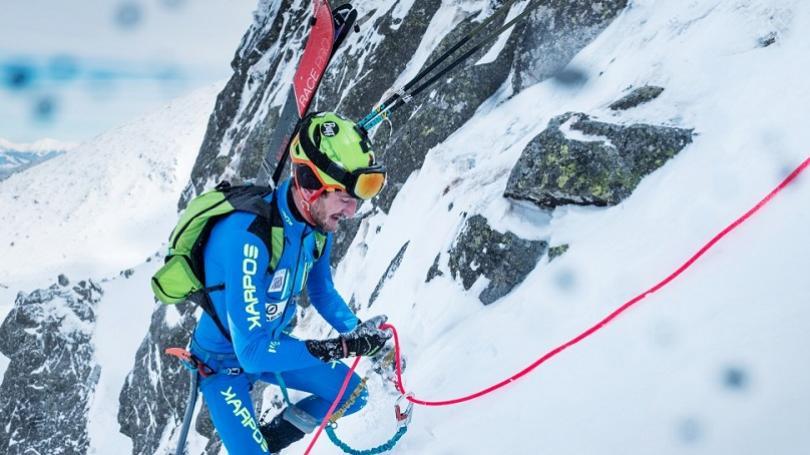 Ak chcem byť dobrý, musím súťažiť s najlepšími, tvrdí slovenská skialpinistická jednotka Šiarnik