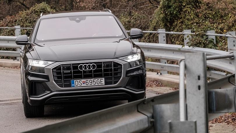 Audi Q8: Nová dimenzia z Ingolstadtu