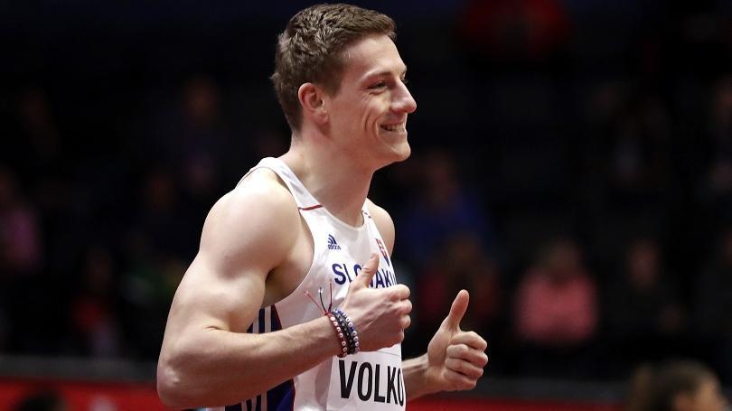 Skvelý Volko: v Madride druhý za 6,58, stotinku za rekordom SR!