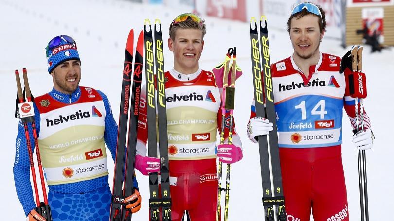 VIDEO: Nóri Klaebo a Fallová získali zlato v šprintoch, Slováci zlyhali